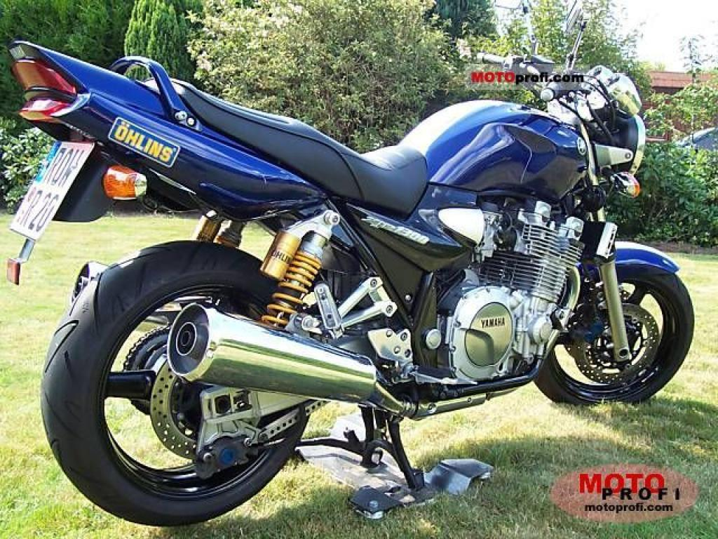2007 yamaha xjr 1300 moto zombdrive com. Black Bedroom Furniture Sets. Home Design Ideas