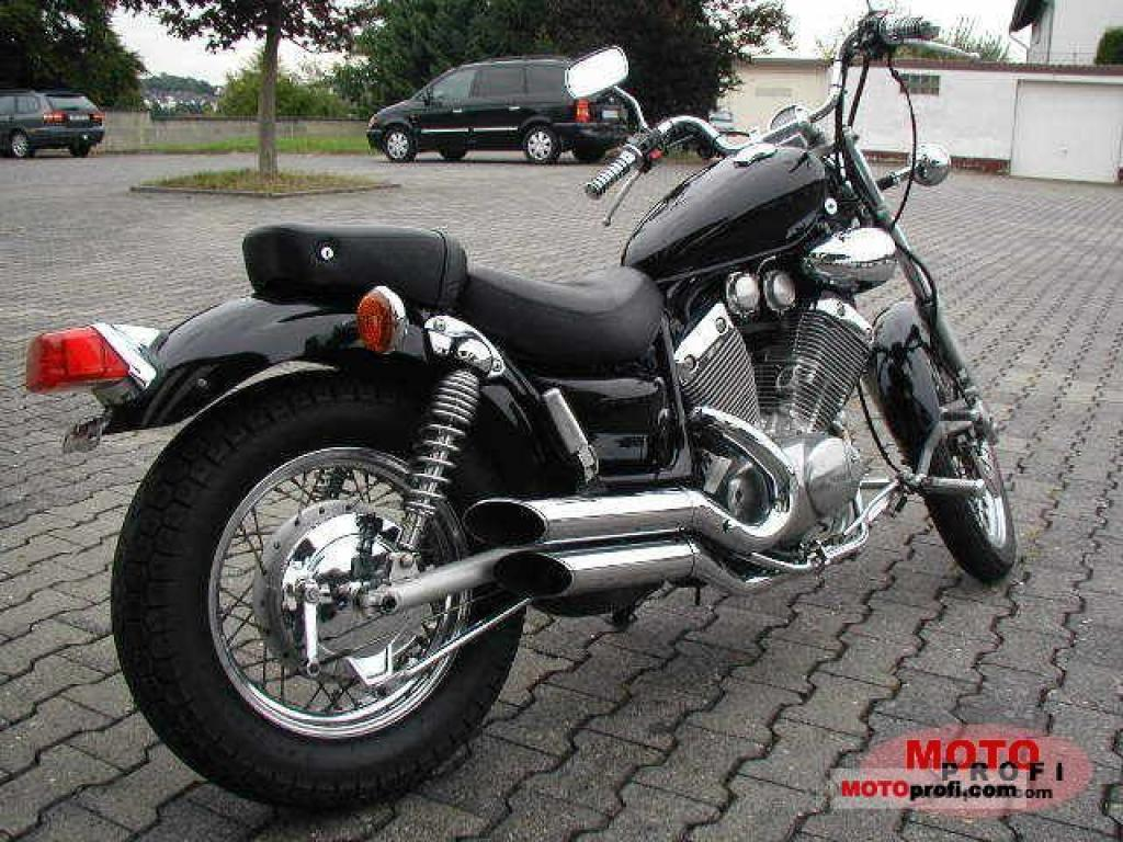 1989 yamaha xv 535 virago moto zombdrive com. Black Bedroom Furniture Sets. Home Design Ideas