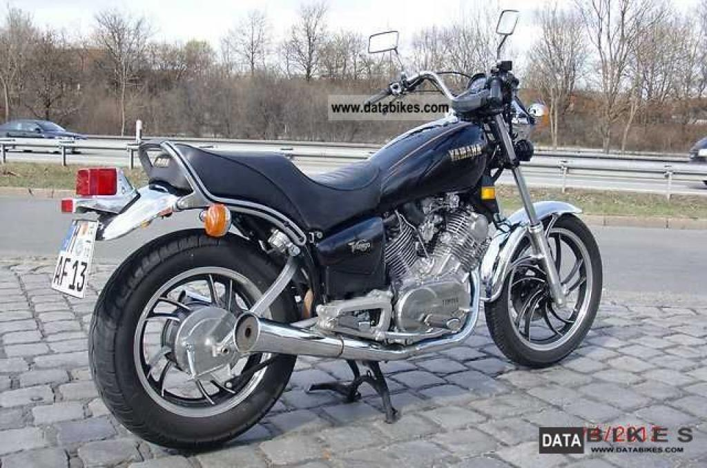1983 yamaha xv 750 virago moto zombdrive com. Black Bedroom Furniture Sets. Home Design Ideas