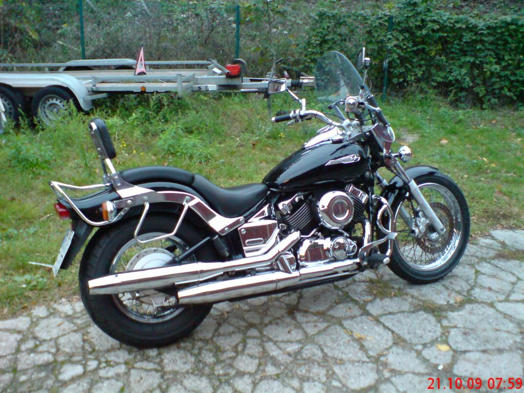 2003 yamaha xvs 650 a dragstar classic moto zombdrive com. Black Bedroom Furniture Sets. Home Design Ideas