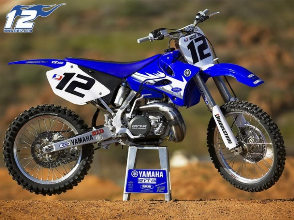 2012 yamaha yz 250 moto zombdrive com. Black Bedroom Furniture Sets. Home Design Ideas