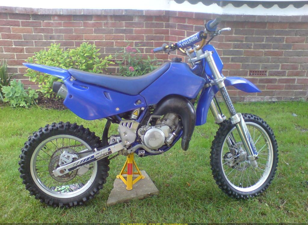 2002 yamaha yz 85 moto zombdrive com. Black Bedroom Furniture Sets. Home Design Ideas