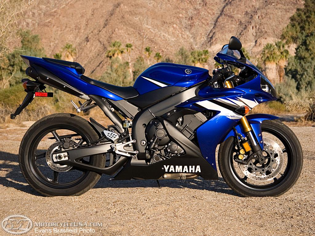 2006 Yamaha YZF R1 Pictures, Photos, Wallpapers And Video