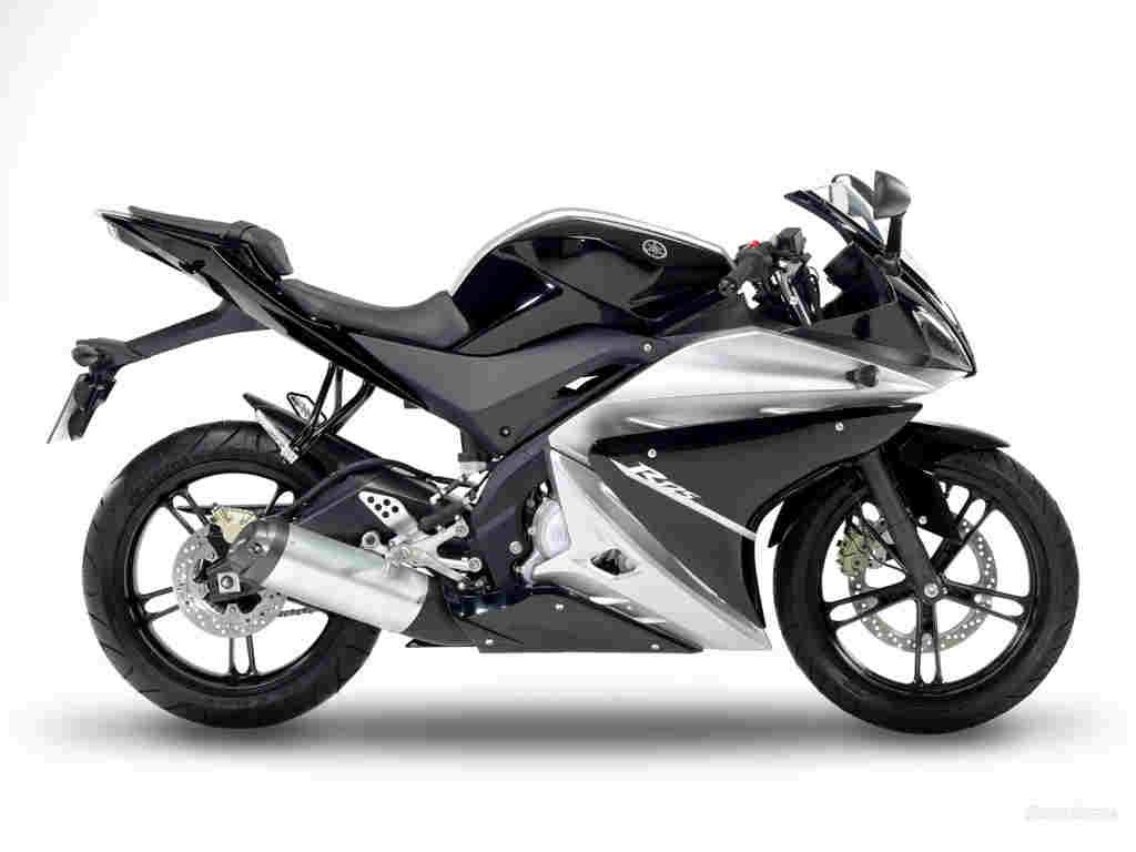 2012 yamaha yzf r 125 moto zombdrive com. Black Bedroom Furniture Sets. Home Design Ideas