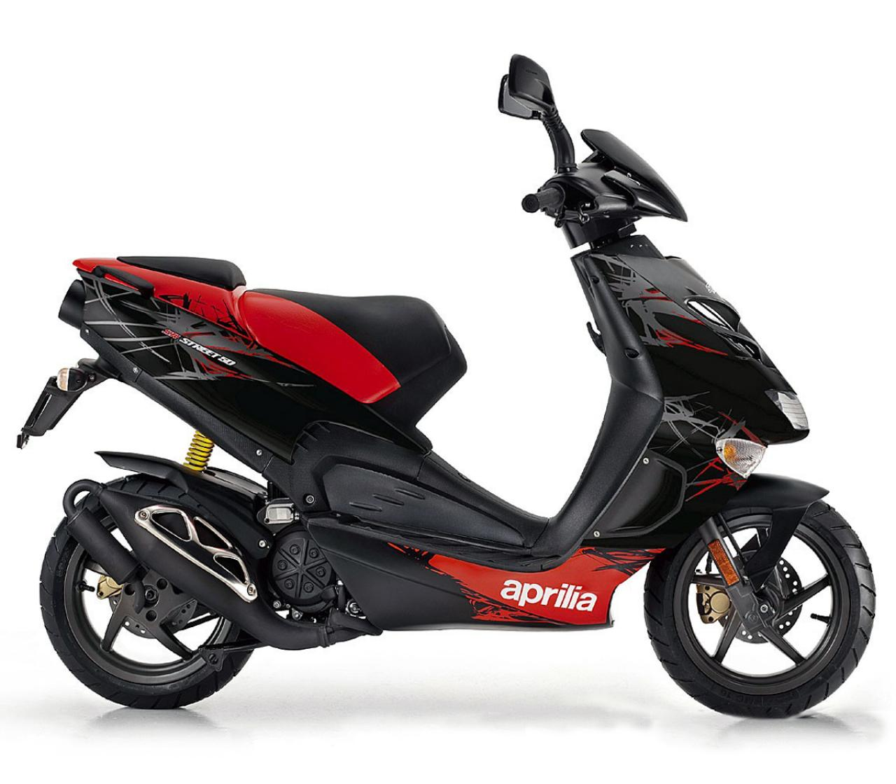 aprilia aprilia sr 50 street moto zombdrive com. Black Bedroom Furniture Sets. Home Design Ideas