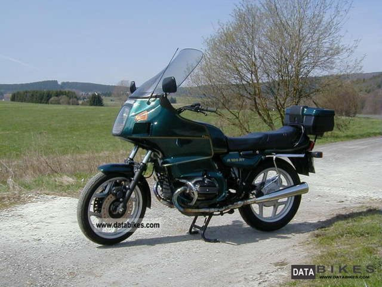 1992 bmw r100rt moto zombdrive com. Black Bedroom Furniture Sets. Home Design Ideas