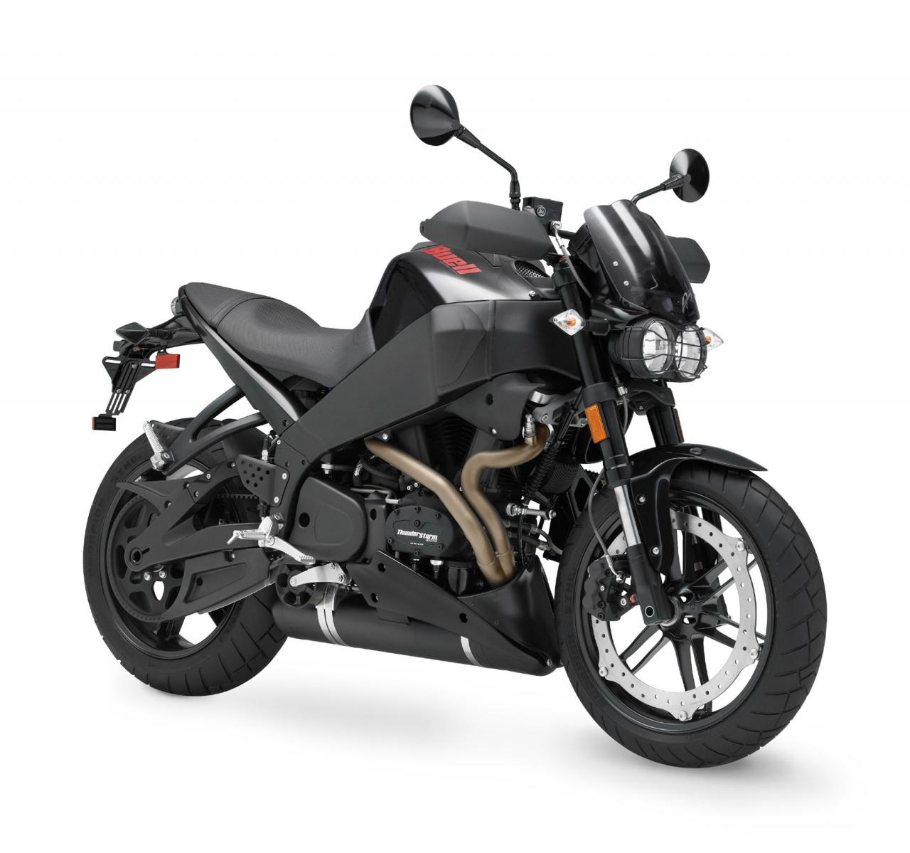 Motorcycle Pictures: Buell Lightning CityX XB9SX 2010
