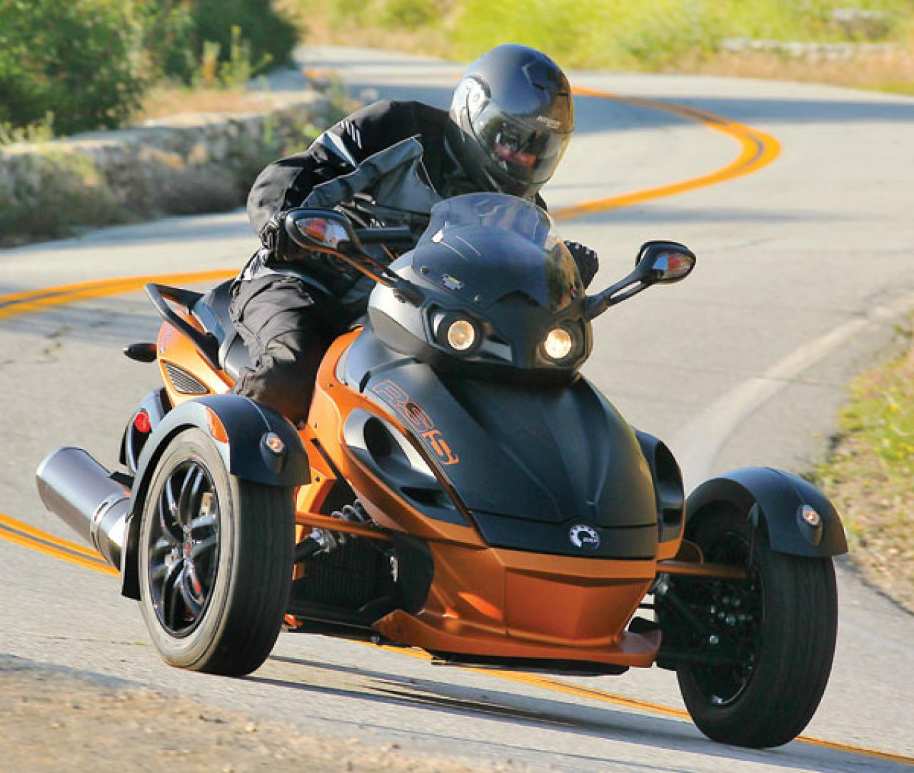2010 can am spyder rs s moto zombdrive com. Black Bedroom Furniture Sets. Home Design Ideas