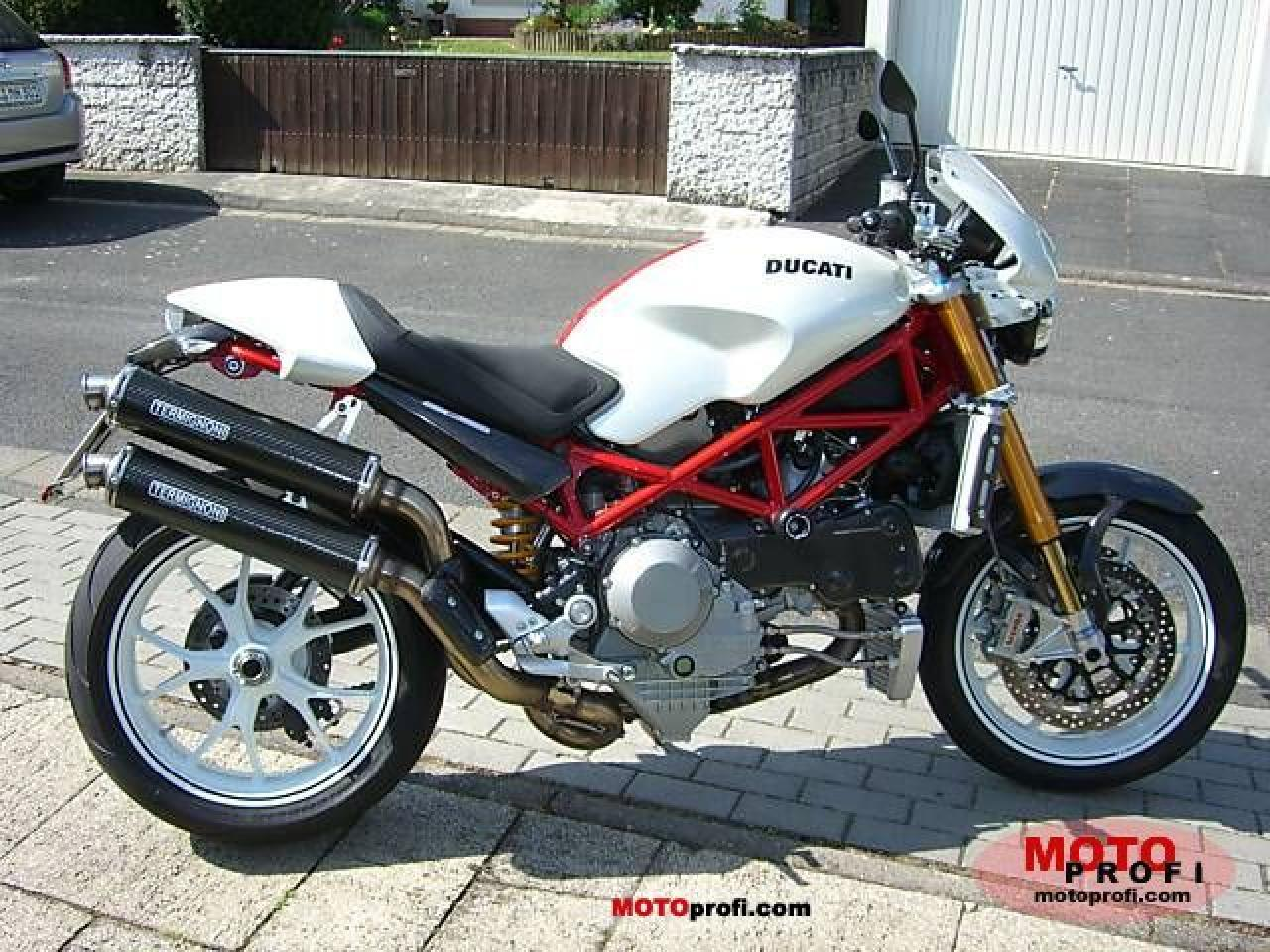 2006 ducati monster s4rs testastretta moto zombdrive com. Black Bedroom Furniture Sets. Home Design Ideas