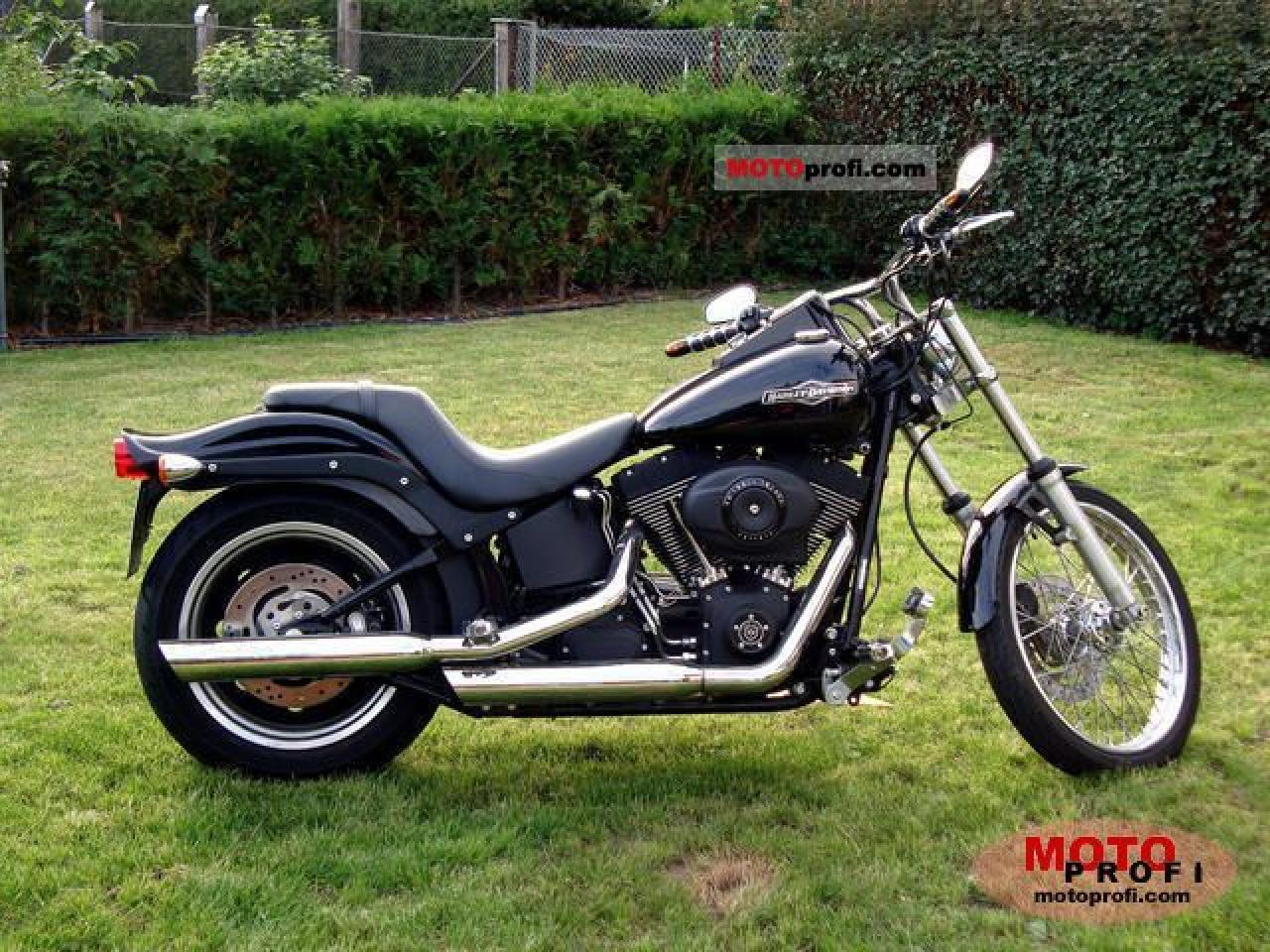 2000 harley davidson fxstb night train moto zombdrive com. Black Bedroom Furniture Sets. Home Design Ideas
