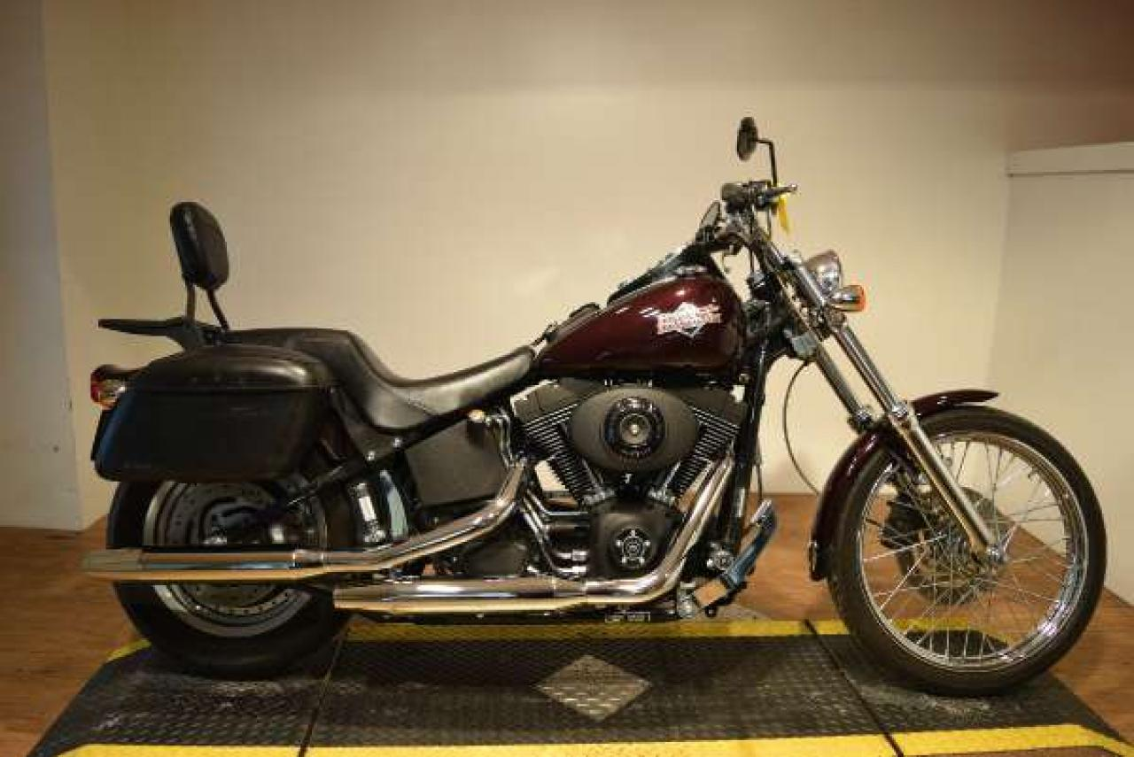 2005 harley davidson fxstbi softail night train moto zombdrive com. Black Bedroom Furniture Sets. Home Design Ideas