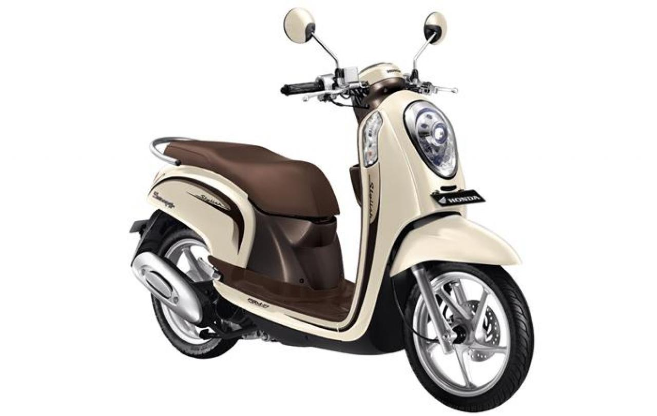 Honda Scoopy 2014 | newhairstylesformen2014.com