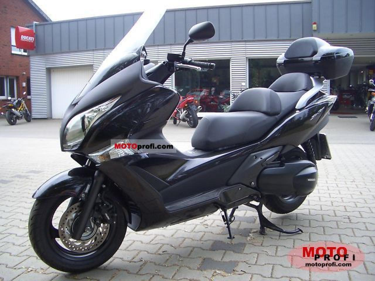 2009 honda silver wing moto zombdrive com. Black Bedroom Furniture Sets. Home Design Ideas