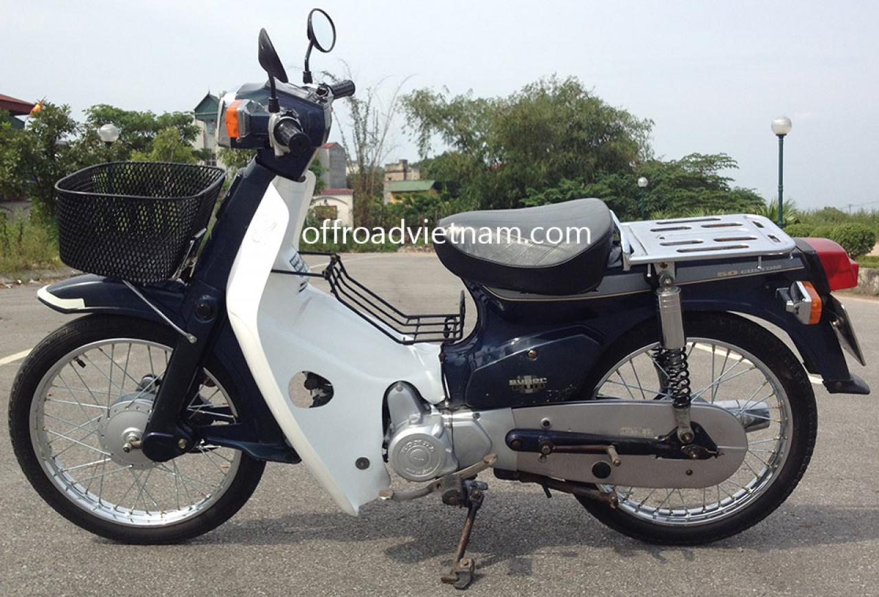 2006 honda super cub 50 moto zombdrive com. Black Bedroom Furniture Sets. Home Design Ideas