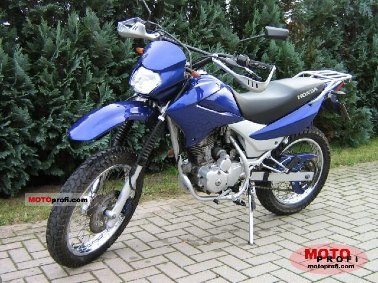 2003 honda xr125l moto zombdrive com. Black Bedroom Furniture Sets. Home Design Ideas