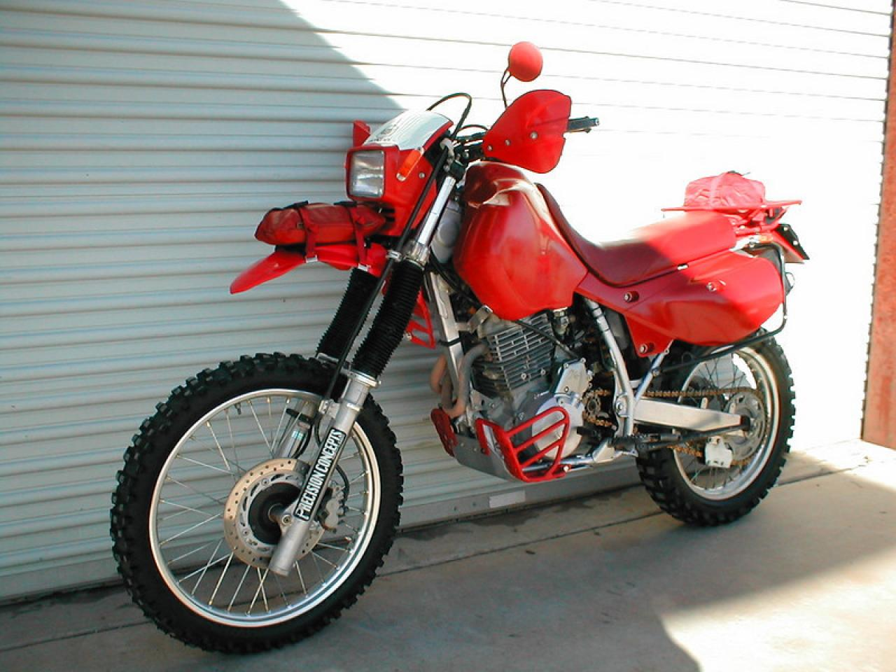Honda Xr L on Honda Xr 100
