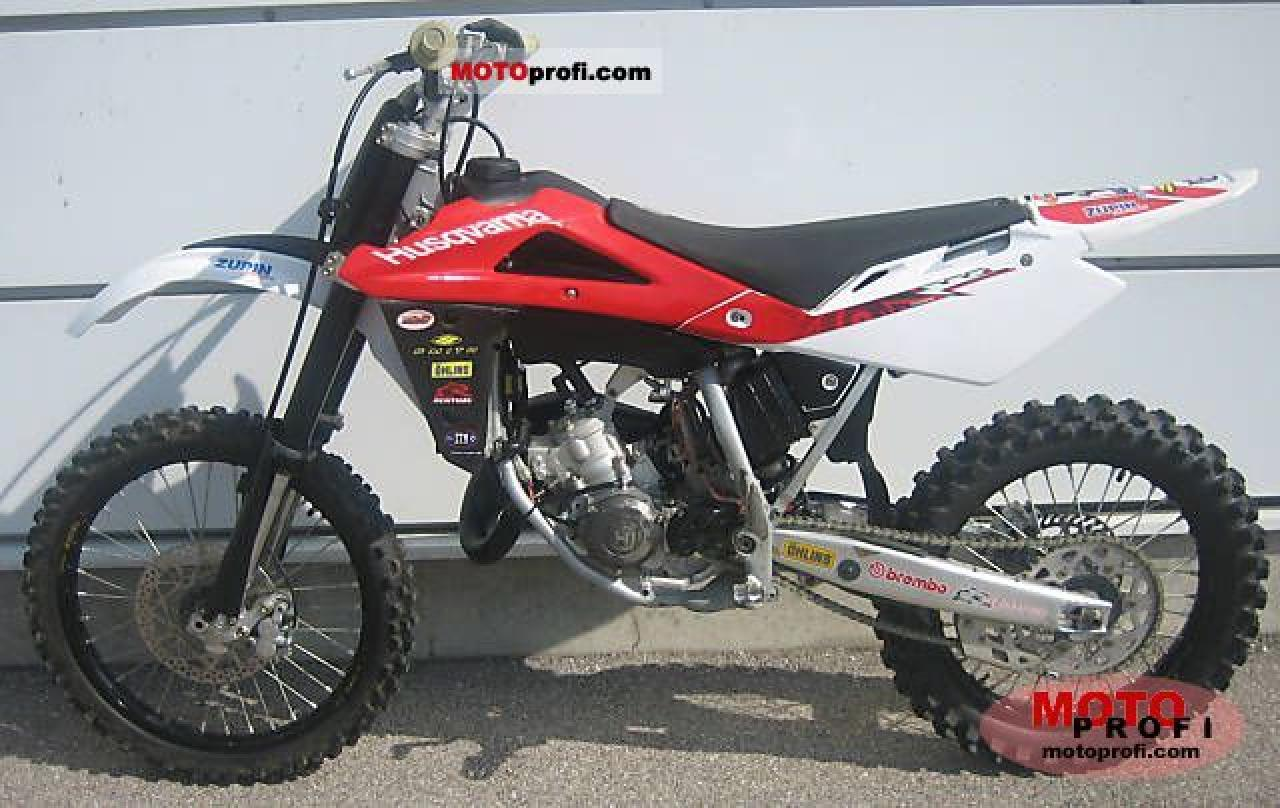 2007 husqvarna cr 125 moto zombdrive com. Black Bedroom Furniture Sets. Home Design Ideas