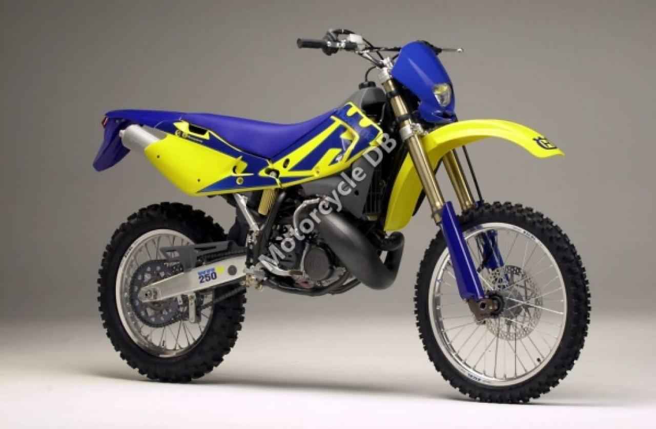 2000 Cr250 Seat Height