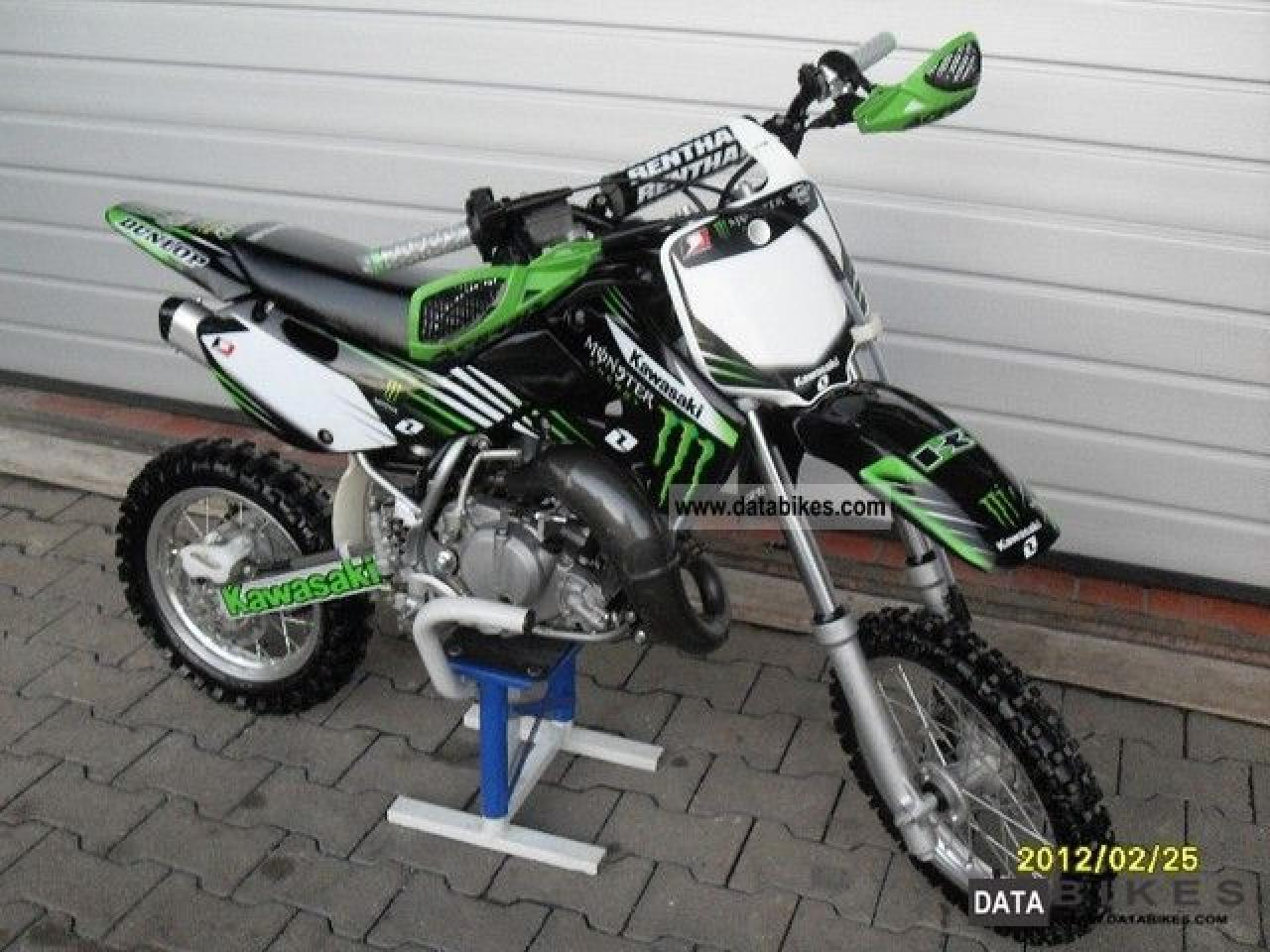 2007 kawasaki kx65 moto zombdrive com. Black Bedroom Furniture Sets. Home Design Ideas