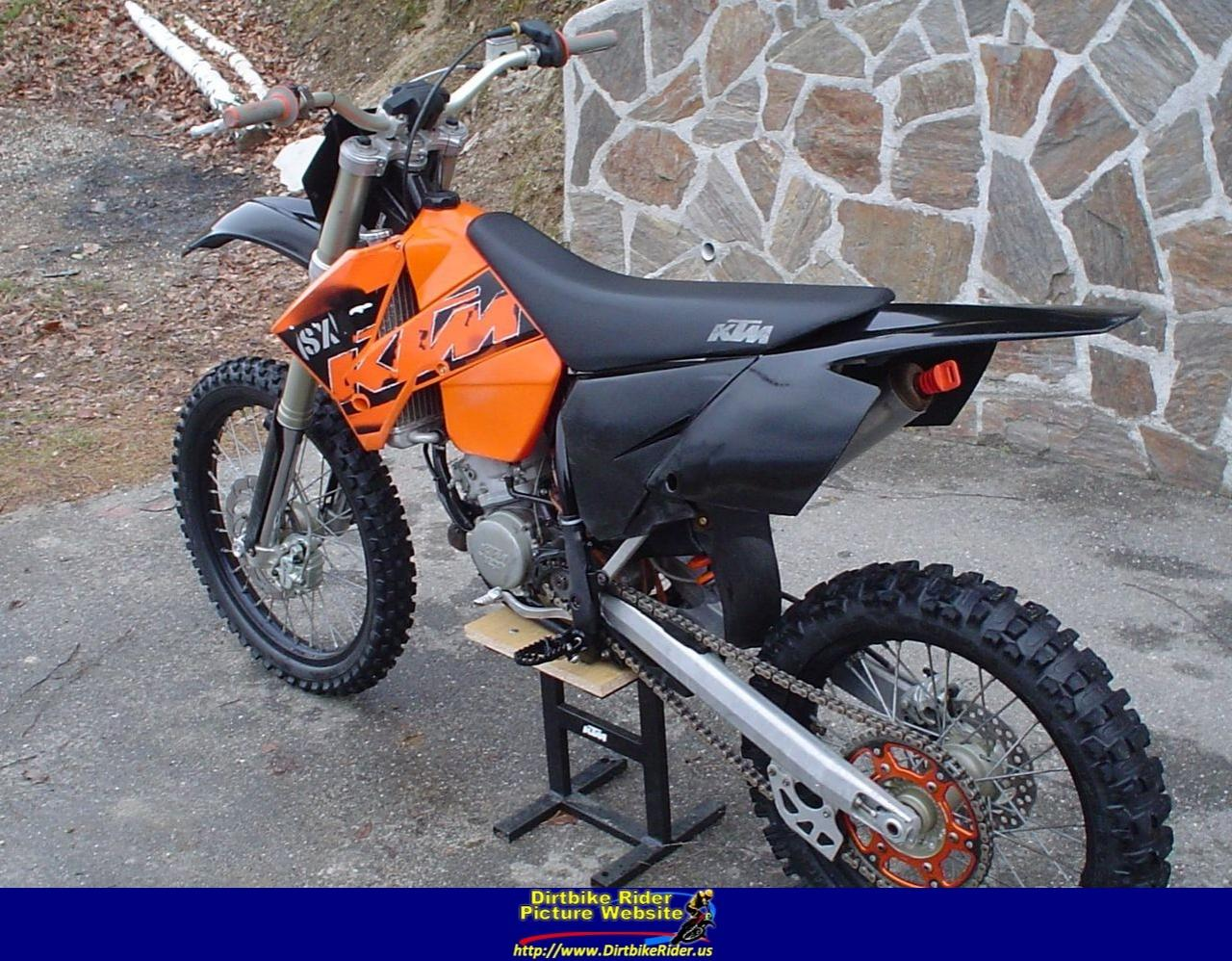 2006 ktm 125 sx moto zombdrive com. Black Bedroom Furniture Sets. Home Design Ideas