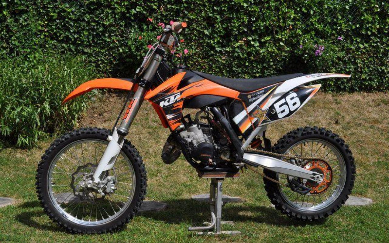 2011 ktm 125 sx moto zombdrive com. Black Bedroom Furniture Sets. Home Design Ideas