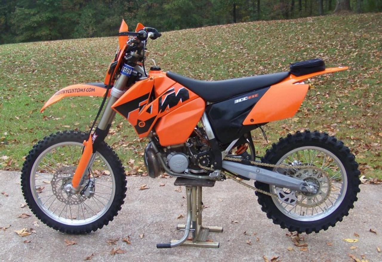 Ktm  Exc Rear Height Setting
