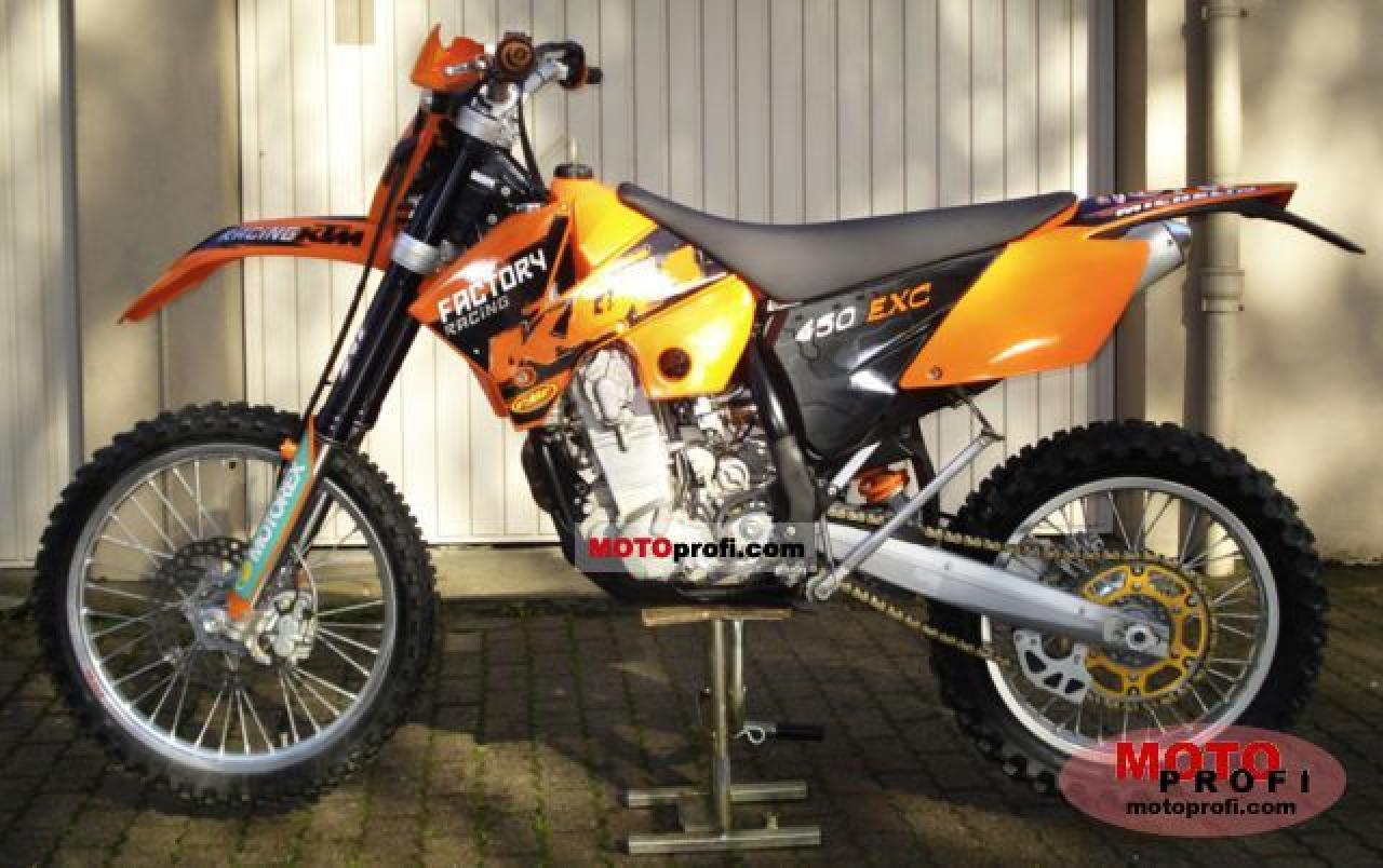 2004 ktm 450 exc racing moto zombdrive com. Black Bedroom Furniture Sets. Home Design Ideas