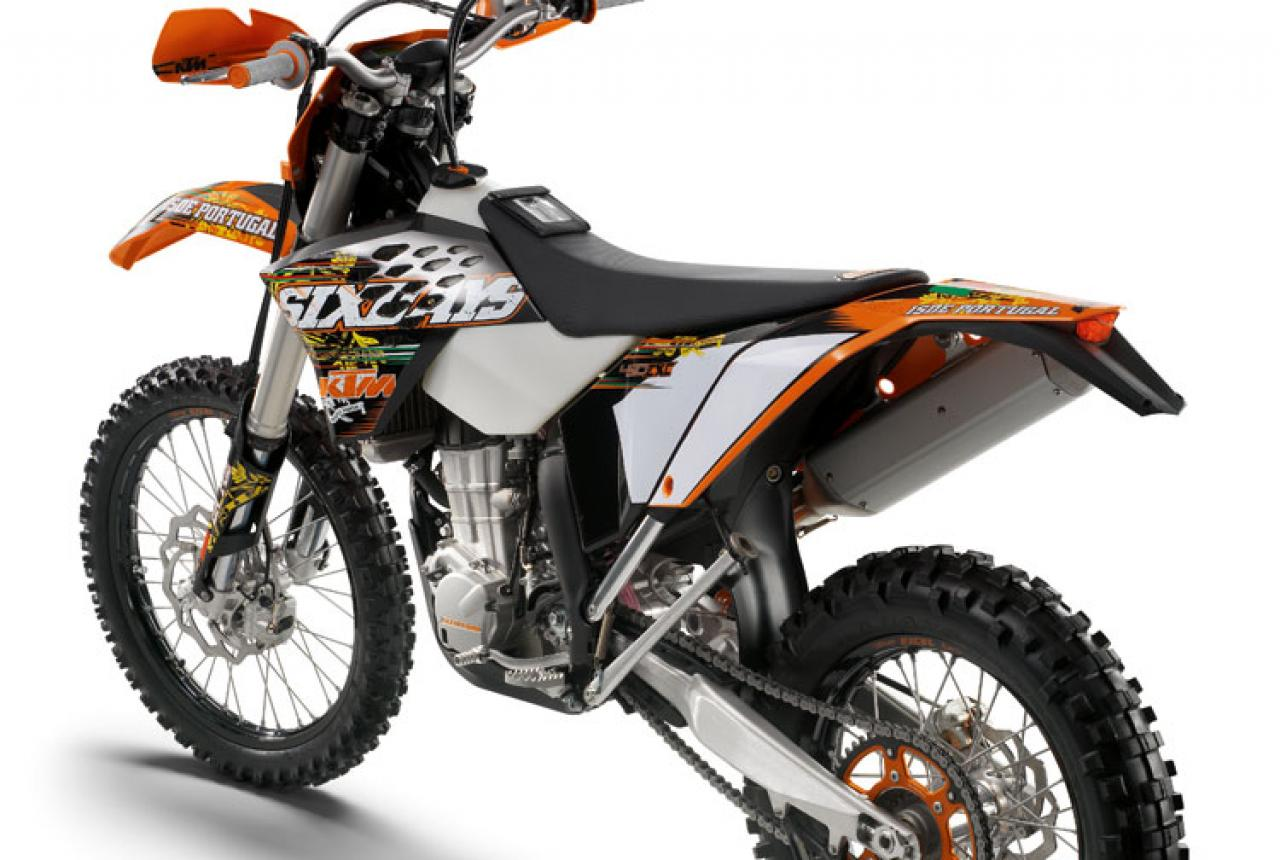 2012 ktm 450 exc six days moto zombdrive com. Black Bedroom Furniture Sets. Home Design Ideas