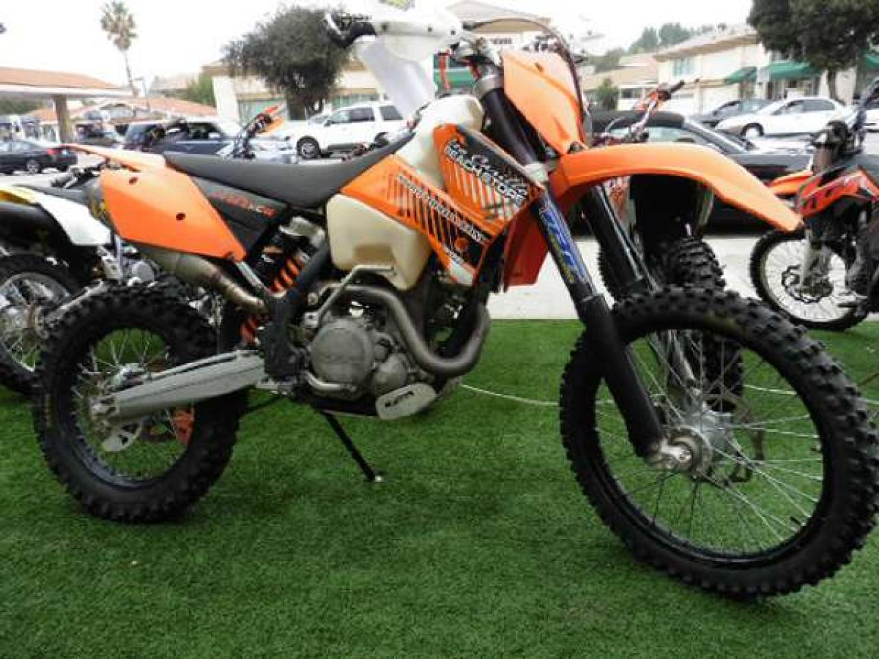 2007 ktm 525 xc desert racing moto zombdrive com. Black Bedroom Furniture Sets. Home Design Ideas