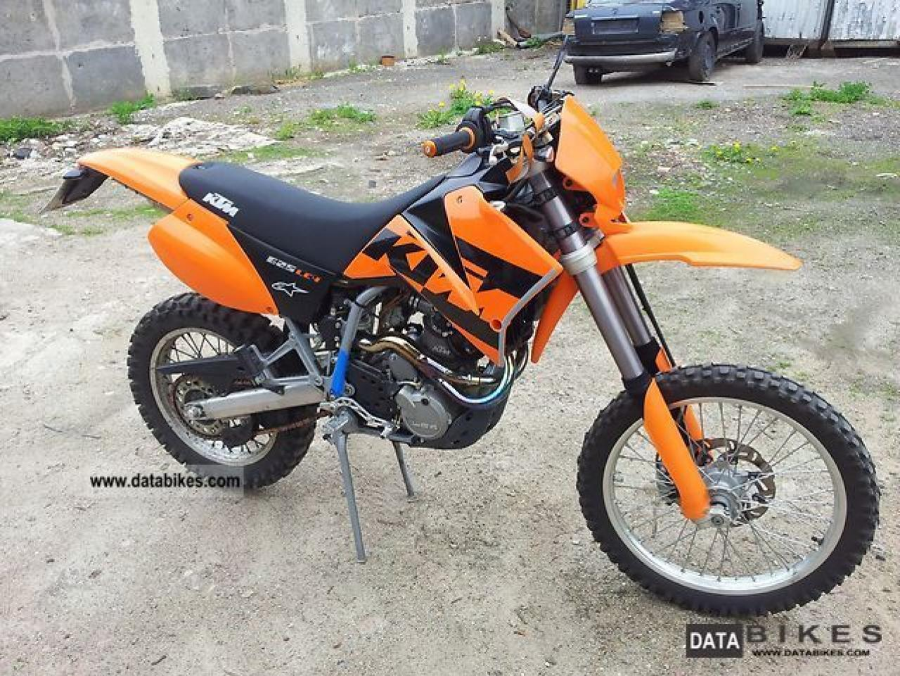 2006 ktm 640 lc4 enduro moto zombdrive com. Black Bedroom Furniture Sets. Home Design Ideas