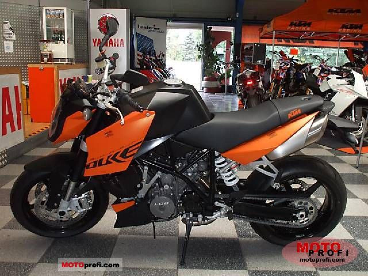 ktm ktm 990 superduke orange moto zombdrive com. Black Bedroom Furniture Sets. Home Design Ideas