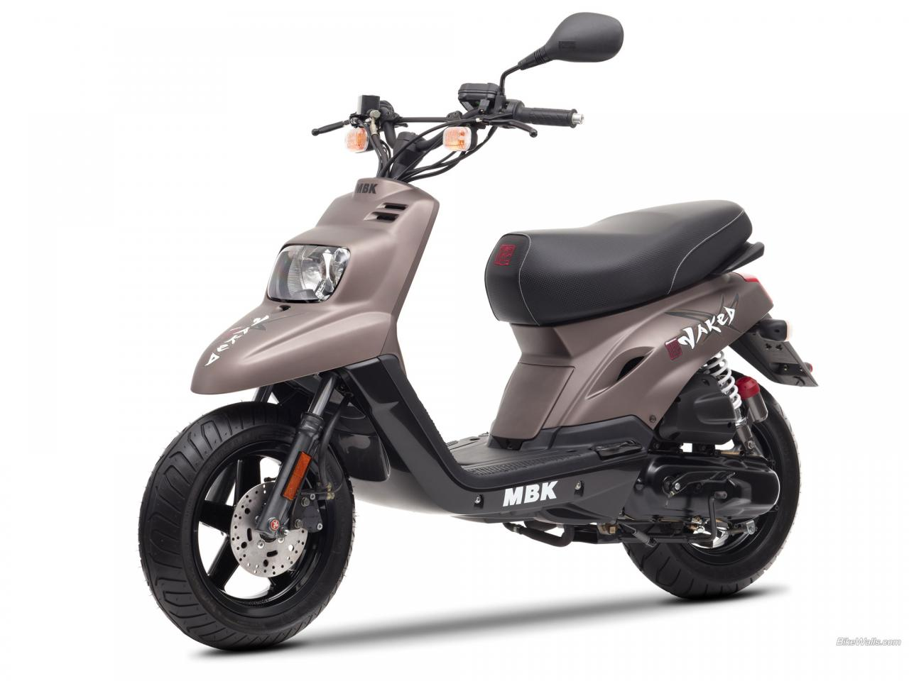 2009 MBK Booster Naked scooter pictures | insurance info