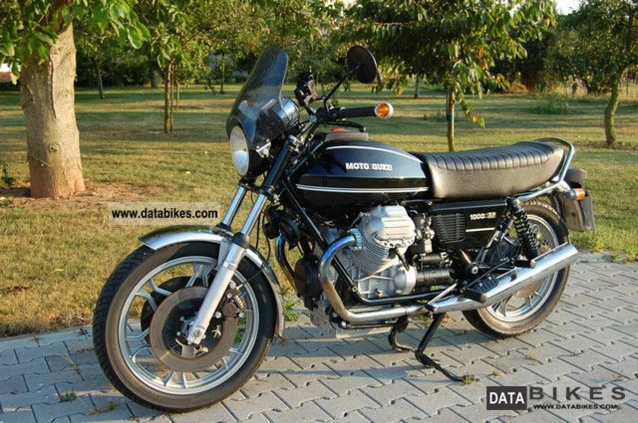 1980 moto guzzi v1000 sp moto zombdrive com. Black Bedroom Furniture Sets. Home Design Ideas
