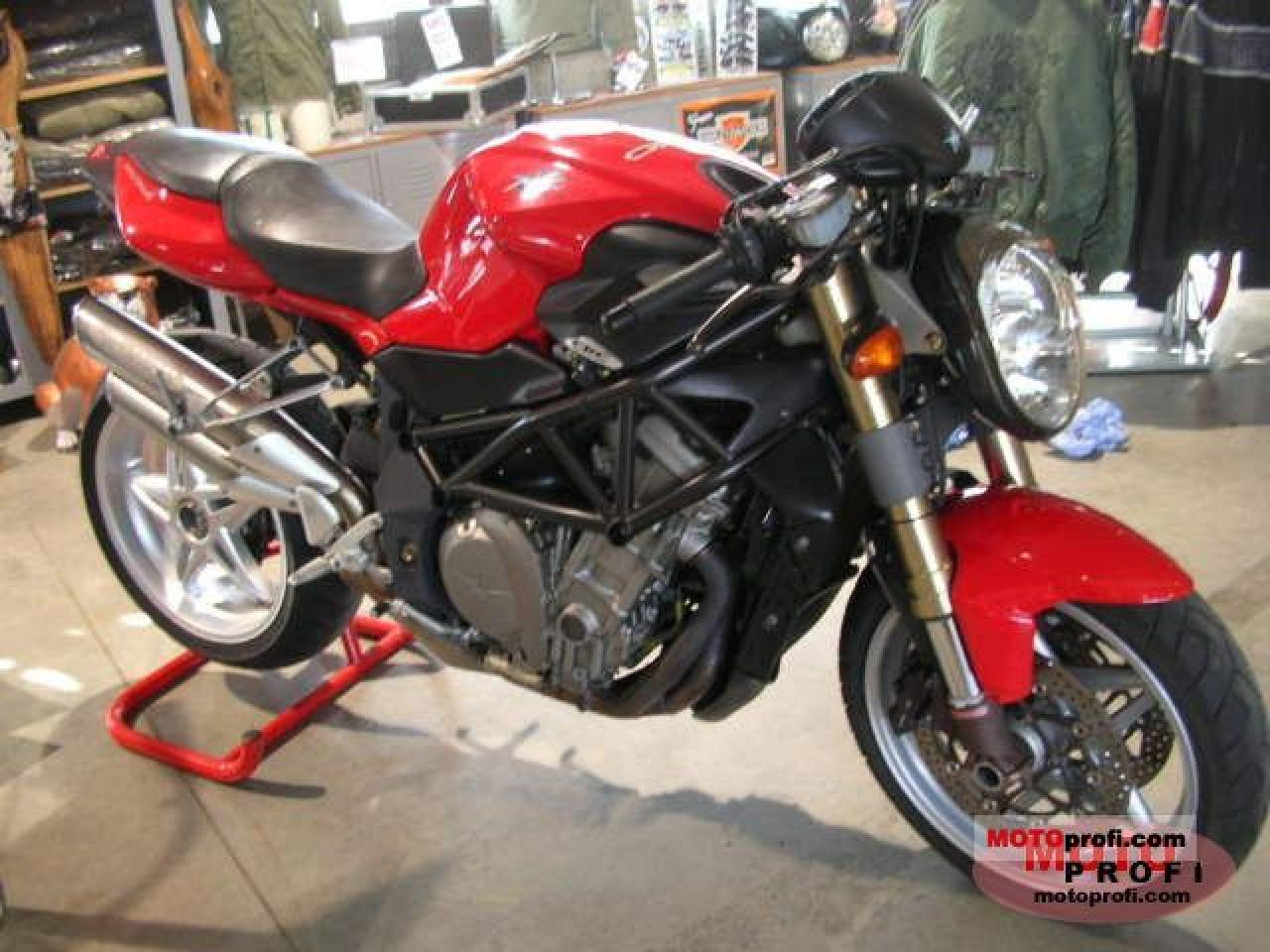 2007 mv agusta brutale 910 moto zombdrive com. Black Bedroom Furniture Sets. Home Design Ideas