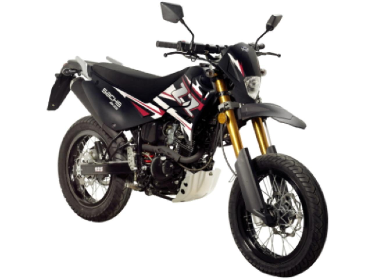 sachs sachs zz 125 supermoto moto zombdrive com. Black Bedroom Furniture Sets. Home Design Ideas