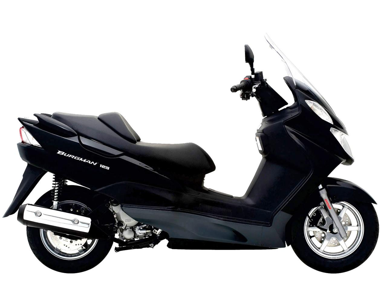 2010 suzuki burgman 125 g moto zombdrive com. Black Bedroom Furniture Sets. Home Design Ideas