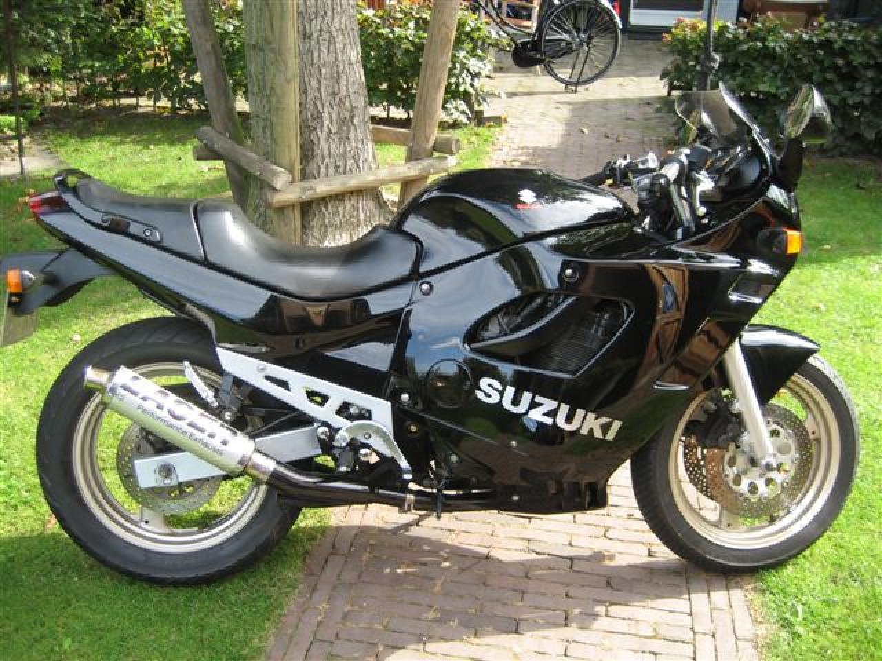 1992 suzuki gsx 600 f moto zombdrive com. Black Bedroom Furniture Sets. Home Design Ideas
