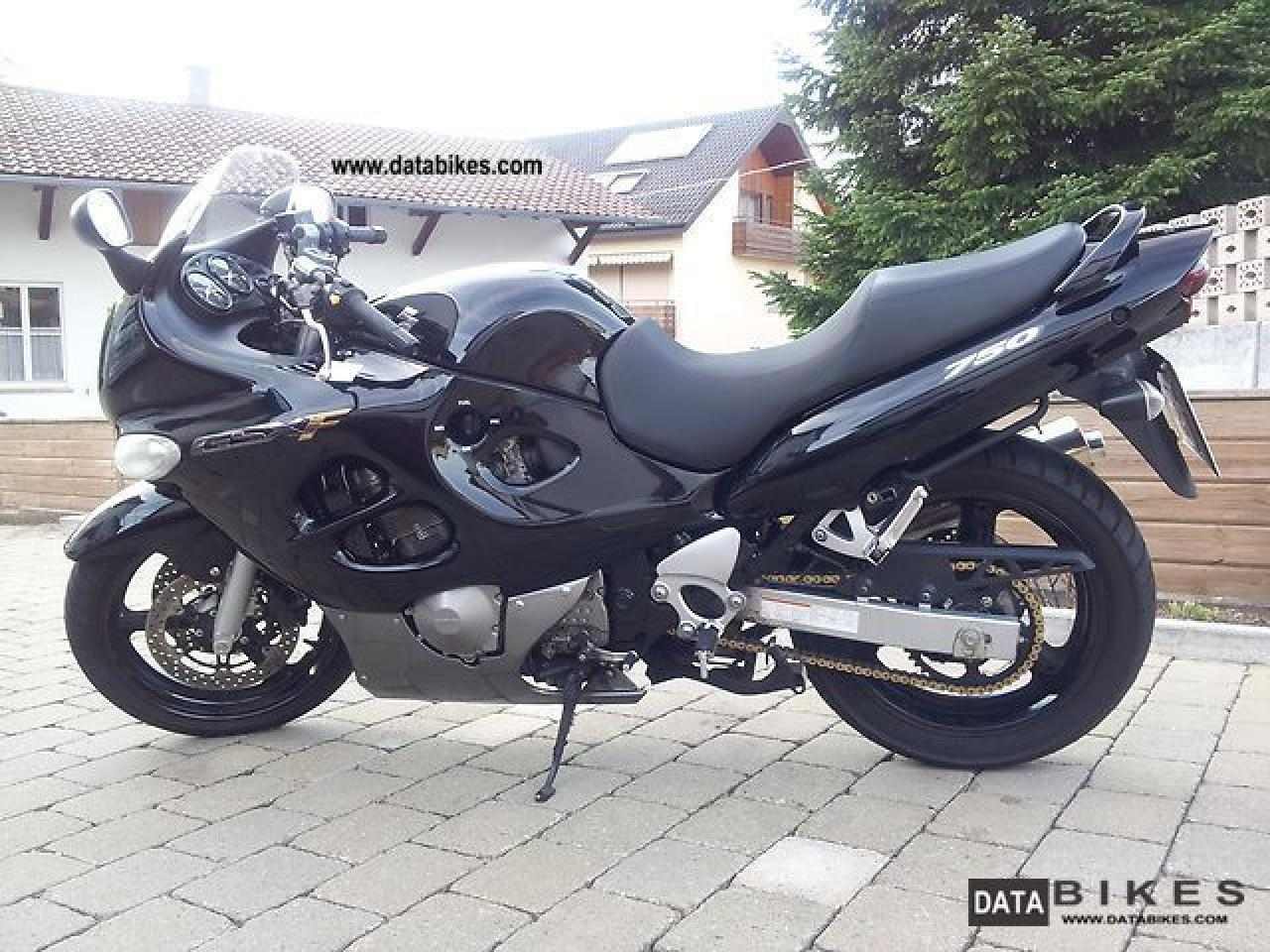2006 suzuki gsx 750 f moto zombdrive com. Black Bedroom Furniture Sets. Home Design Ideas