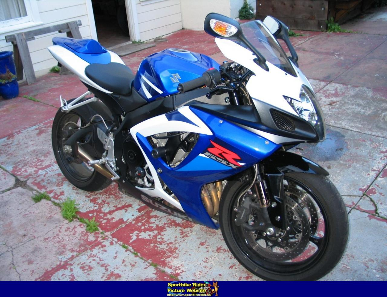 2007 suzuki gsxr 750 - photo #11