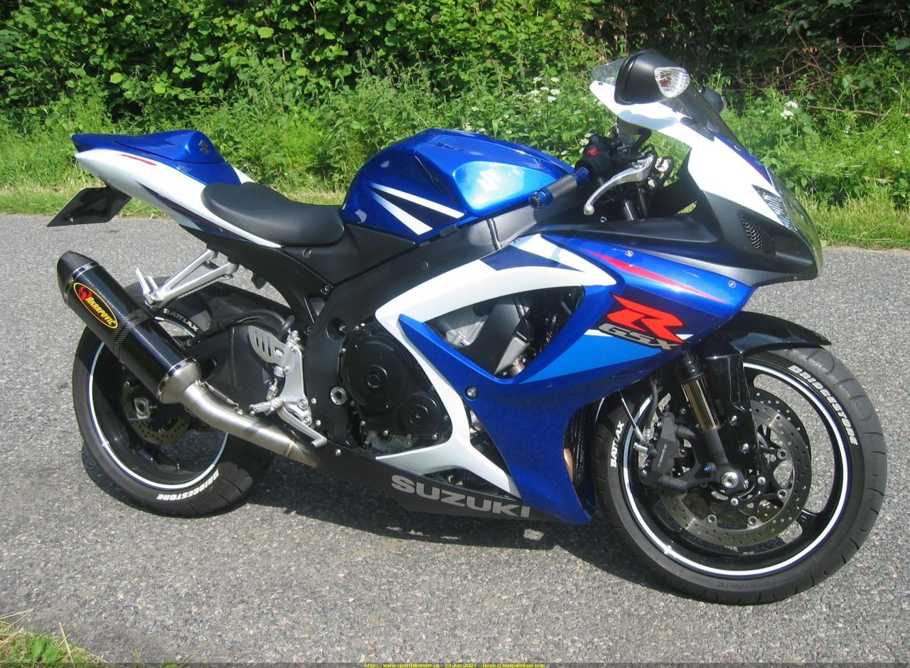 2007 suzuki gsxr 750 - photo #8