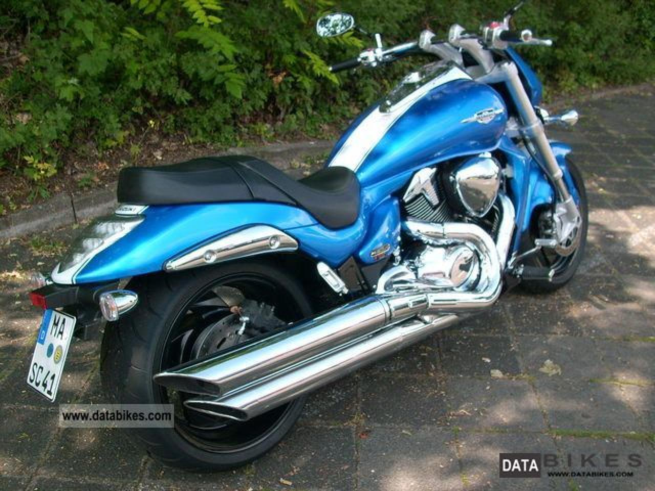 suzuki suzuki intruder m1800rz moto zombdrive com. Black Bedroom Furniture Sets. Home Design Ideas