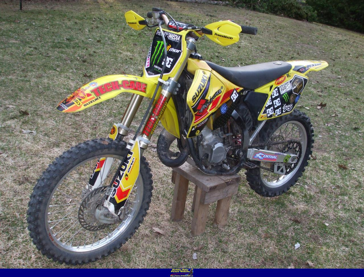 2002 suzuki rm 125 moto zombdrive com. Black Bedroom Furniture Sets. Home Design Ideas