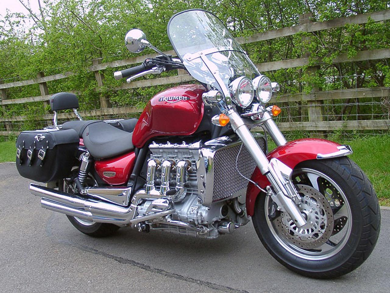2005 triumph rocket iii moto zombdrive com. Black Bedroom Furniture Sets. Home Design Ideas