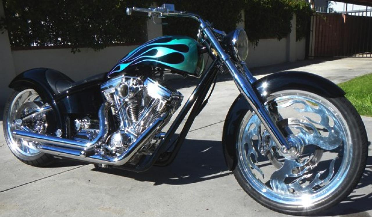 2010 west coast choppers el diablo swingarm moto. Black Bedroom Furniture Sets. Home Design Ideas
