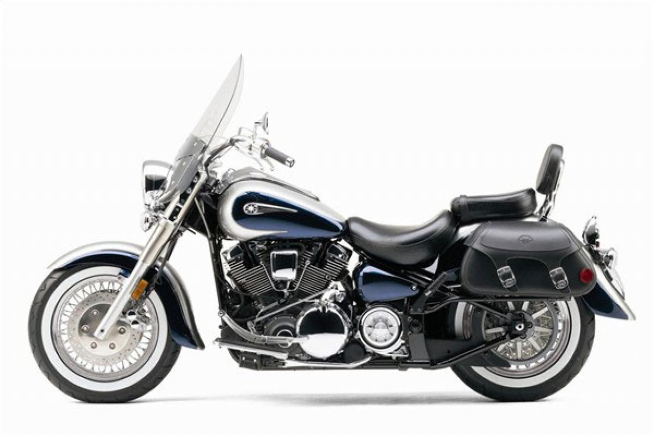 Yamaha Road Star Engine