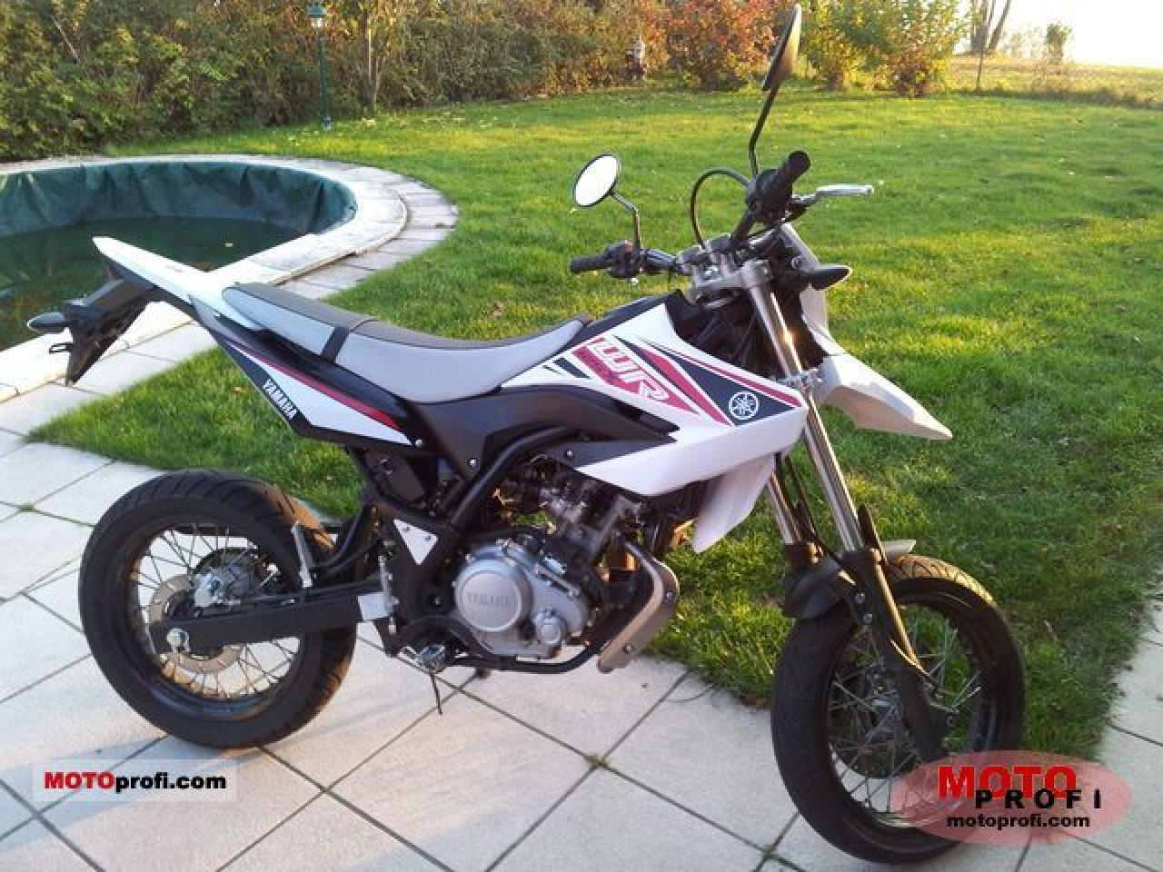 2010 yamaha wr125x moto zombdrive com. Black Bedroom Furniture Sets. Home Design Ideas