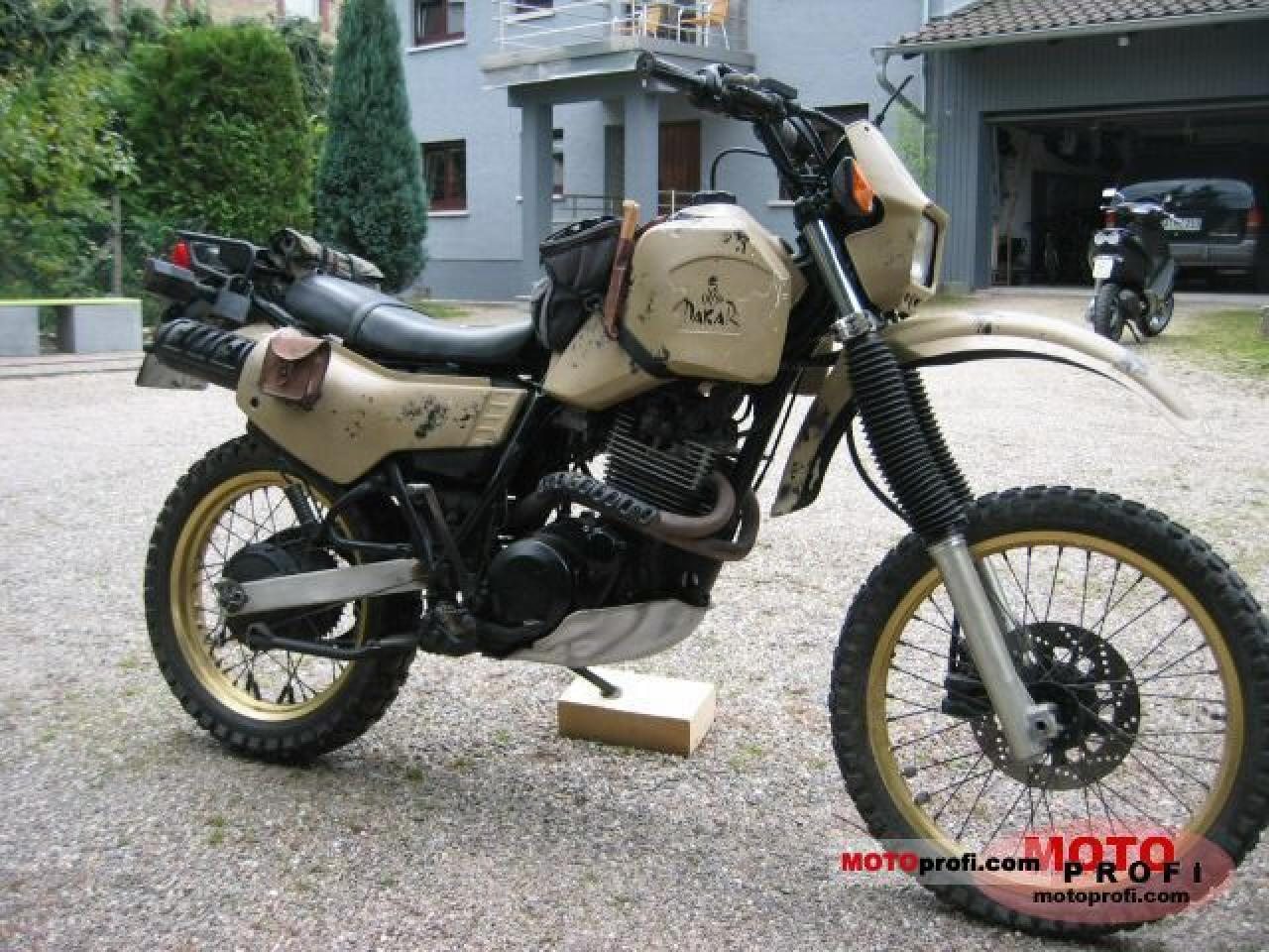 1987 yamaha xt 600 reduced effect moto zombdrive com. Black Bedroom Furniture Sets. Home Design Ideas