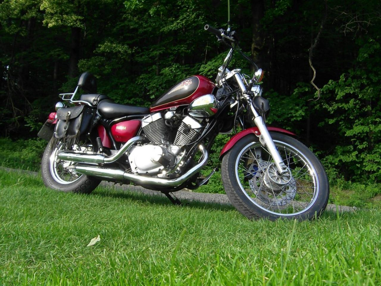2001 yamaha xv 125 s virago moto zombdrive com. Black Bedroom Furniture Sets. Home Design Ideas