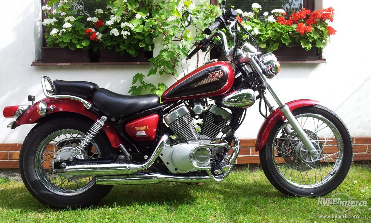 2000 yamaha xv 125 virago moto zombdrive com. Black Bedroom Furniture Sets. Home Design Ideas