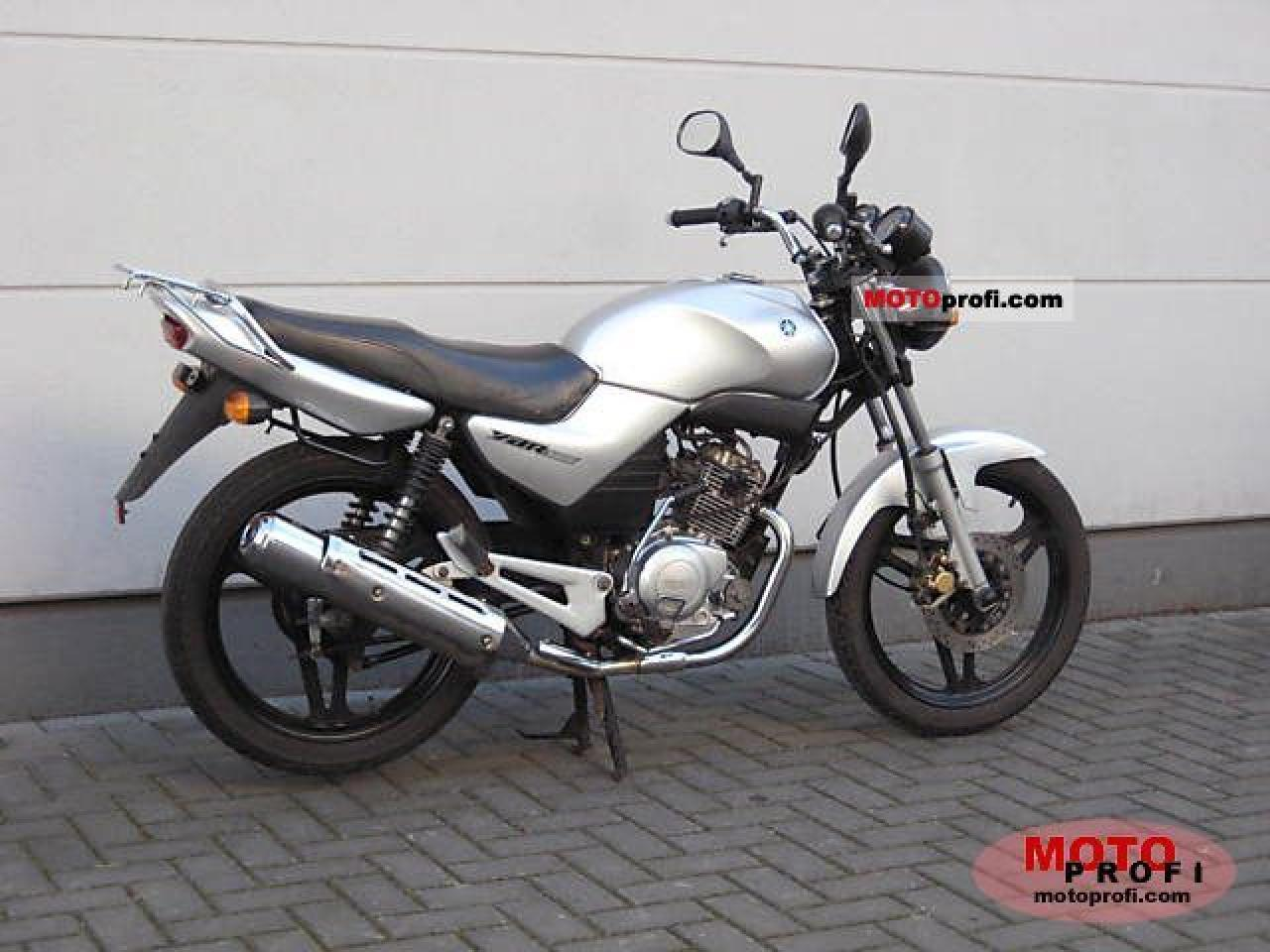 2006 yamaha ybr 125 moto zombdrive com. Black Bedroom Furniture Sets. Home Design Ideas